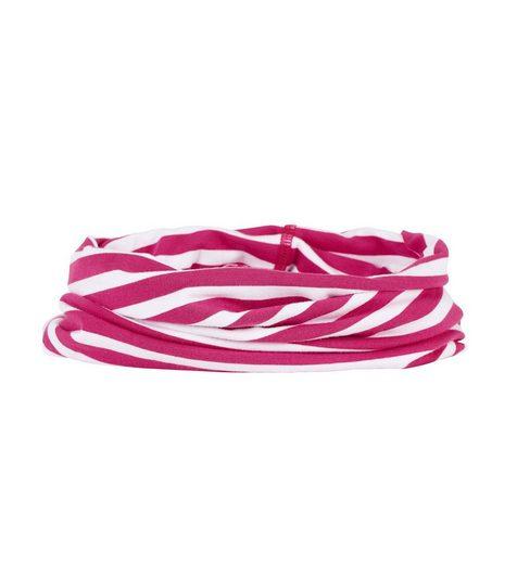 Sterntaler® Multifunktionstuch »Multifunktionstuch« (1-St) mit Bio-Baumwolle; als Mütze, Haarband, Piratentuch, Stirnband, Schalmütze, Halstuch und Saharatuch zu tragen
