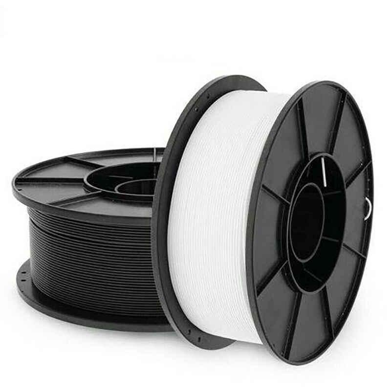 Sross 3D-Drucker »PLA+ Filament Premium 1kg 1,75mm 1000g auf Spule passend für alle 3D Drucker«