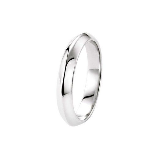 GIORGIO MARTELLO MILANO Silberring »Schiene kantig, Silber 925«