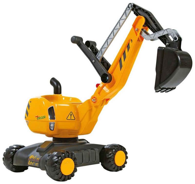 Rolly Toys Spielzeug-Aufsitzbagger »Digger«, BxLxH: 43x102x74 cm