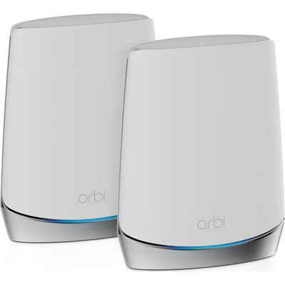 NETGEAR »Orbi RBK752 2er Set AX4200, 1x Router, 1x Satellit« WLAN-Router
