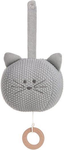Lässig Spieluhr »Knitted Musical Little Chums Cat«