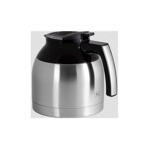 Melitta Kaffeekanne »Look Deluxe Edelstahl Thermoskanne«