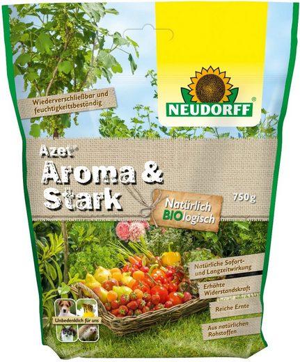NEUDORFF Obst- und Gemüsedünger »Azet Aroma & Stark«, 750 g