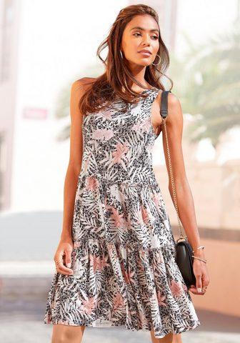 Buffalo Suknelė su Alloverdruck