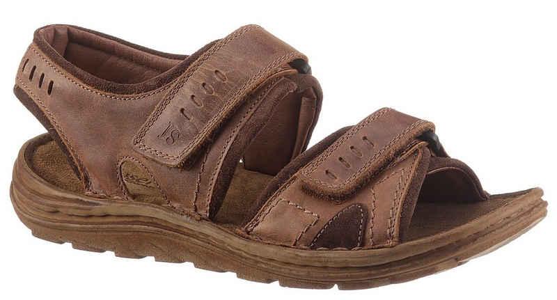 Josef Seibel »Raul 19« Sandale mit leicht profilierter Laufsohle