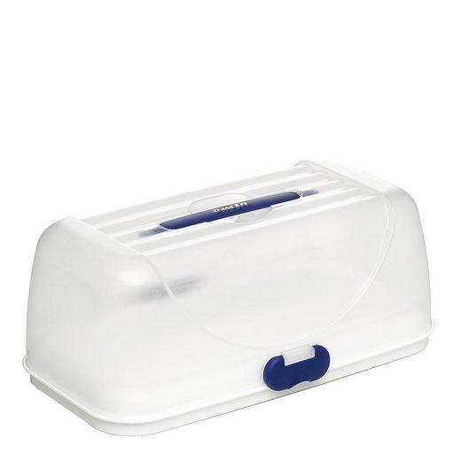 Emsa Kuchentransportbox »Partybox Superline 1«, Kunststoff, (2-tlg)