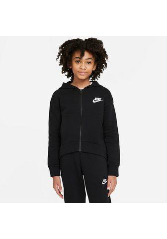 Nike Sportswear Bliuzonas »G Nsw Club Flc Fz Hoodie«