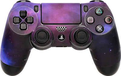 ak tronic Schutzfolie »Sticker für PlayStation 4 Controller«