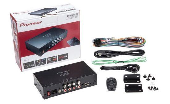 Pioneer »Pioneer DEQ-S1000A Universeller Soundprozessor DSP Das Sound-Upgrade für OEM-Anlagen« Vollverstärker