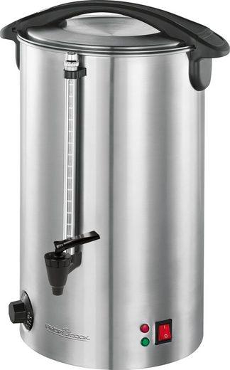 ProfiCook Heißgetränke- und Glühweinautomat PC-HGA 1196, 1500 W