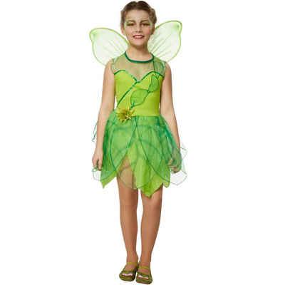 tectake Kostüm »Mädchenkostüm Waldfee«