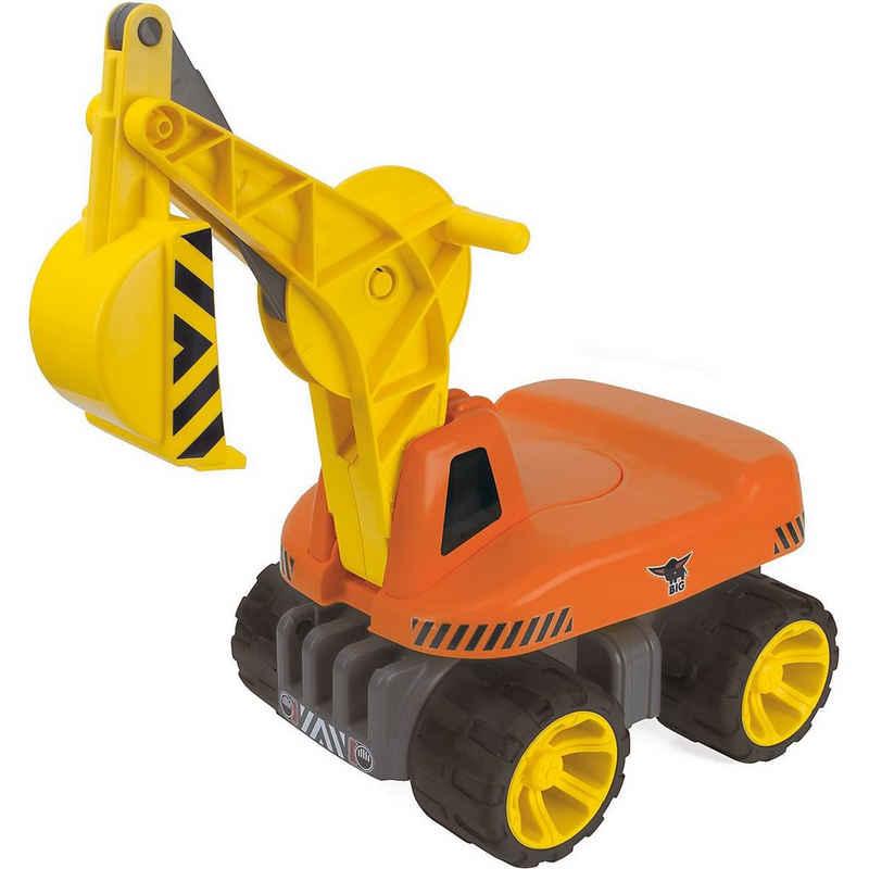 BIG Spielzeug-Aufsitzbagger »Power Worker Maxi Digger Schaufelbagger«