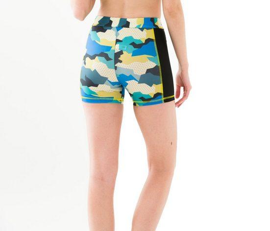 yeni inci Shorts »Kurze leggings damen« (Damen Leggings Shorts) Fitness Yoga kurze leggings für Damen