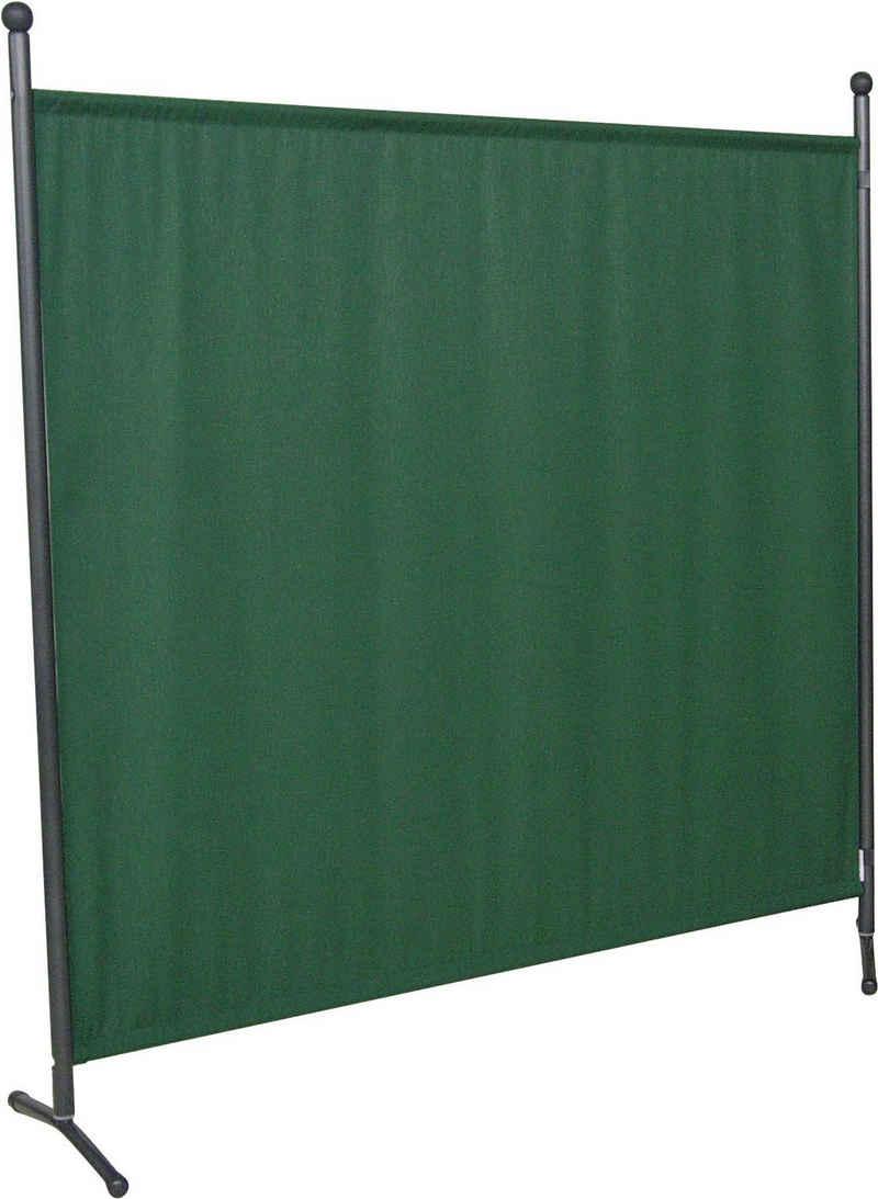 Angerer Freizeitmöbel Stellwand »Groß grün« (1 Stück), (B/H): ca. 178x178 cm