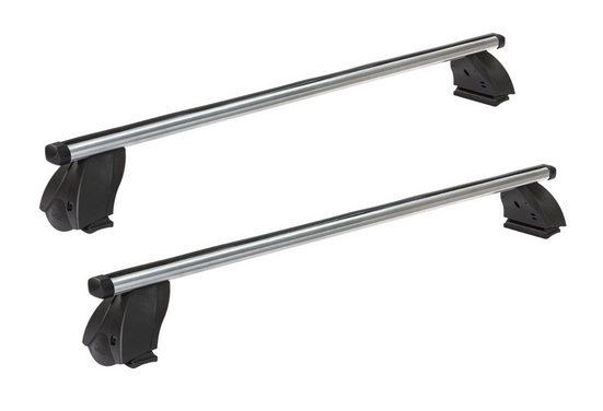 VDP Fahrradträger, Dachträger K1 PRO Aluminium kompatibel mit Mercedes E (W213) (4Türer) ab 16