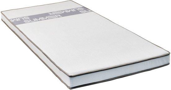 Topper »SMARTSLEEP® 800 Gel«, Breckle, 6 cm hoch, Raumgewicht: 50, Gelschaum, sensationeller Liegekomfort, die perfekte Ergänzung - Ideal für Personen die stark transperieren
