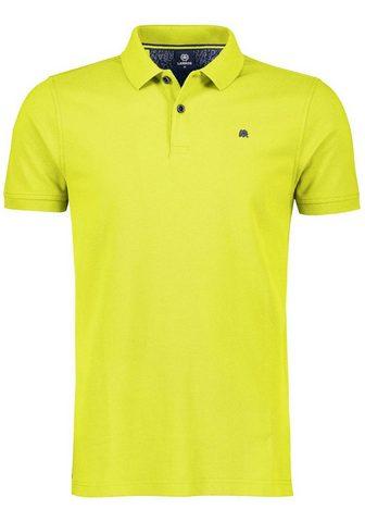 LERROS Polo marškinėliai su kuklus Stickerei ...