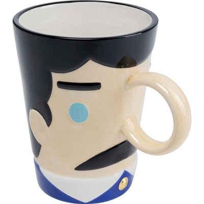 KARE Tasse »Tasse Sir«, Stein u. Keramik