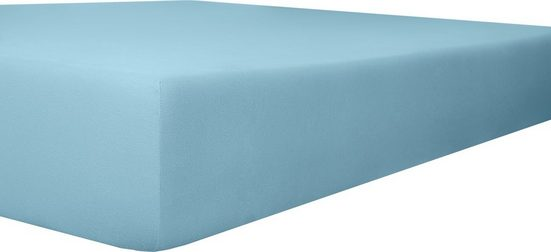 Spannbettlaken »Vario-Stretch-Topper«, Kneer, mit Tunnelsaum