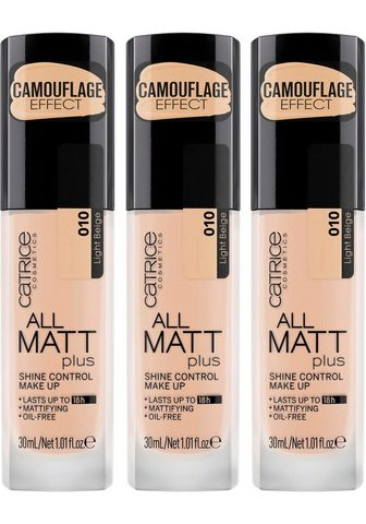 Catrice Make-up »All matinis Plus Shine Contro...