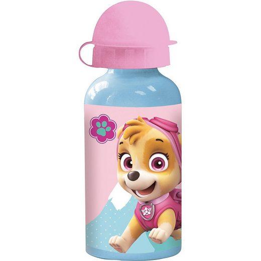 p:os Trinkflasche »Alu-Trinkflasche Avengers, 400 ml«