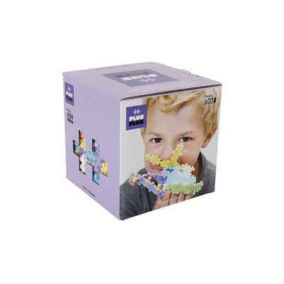 PLUS-PLUS Konstruktions-Spielset »Open Play Pastel Kunststoff-Bausteine, 600 Teile«