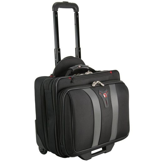 Wenger Business-Trolley »Laptoptrolley«, 2 Rollen, Polyester