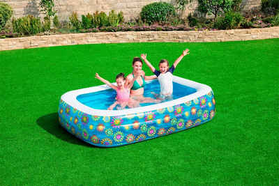 Bestway Planschbecken »Family Pool Fantasia«, BxTxH: 152x229x56 cm