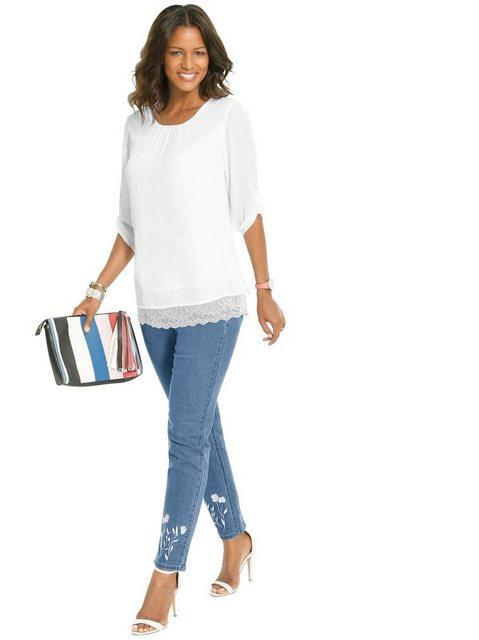 Hosen - Alessa W. 5 Pocket Jeans ›  - Onlineshop OTTO