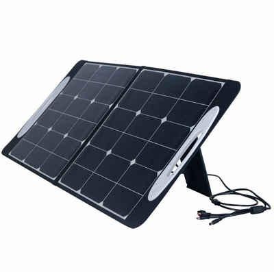 OUBO »faltbares Solarpanel 100W« Solar Panel, Solarmodul, Solaranlage für den Freizeitbereich