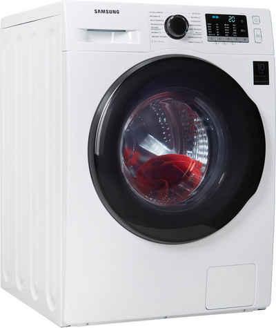Samsung Waschtrockner WD5000T WD91TA049BE, 9 kg, 6 kg, 1400 U/min, SchaumAktiv