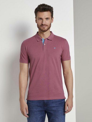 TOM TAILOR Poloshirt »Basic Poloshirt«