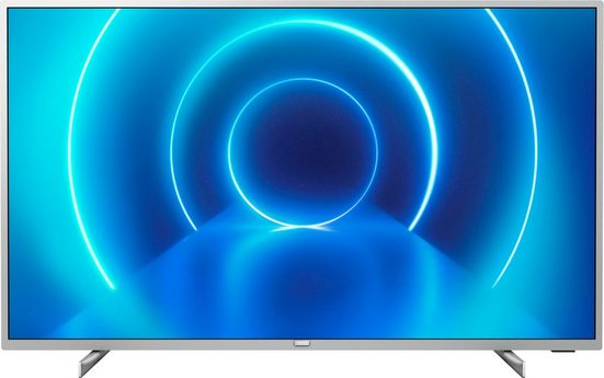 Philips 43PUS7555/12 LED-Fernseher (108 cm/43 Zoll, 4K Ultra HD, Smart-TV)