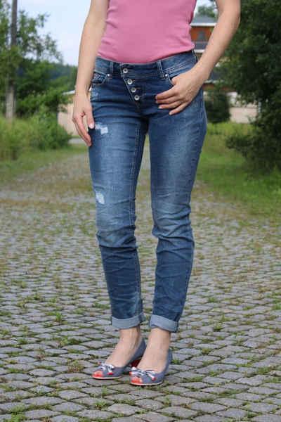 Buena Vista 5-Pocket-Jeans »Malibu«