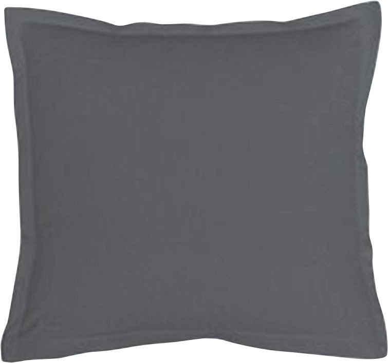Kissenbezug »Jersey-Elasthan«, Schlafgut (2 Stück), mit Stehsaum