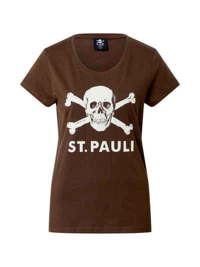 St. Pauli T-Shirt »Totenkopf« (1-tlg)