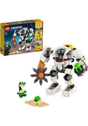 LEGO ® Konstruktionsspielsteine »Weltraum-M...