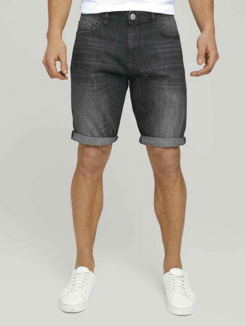 TOM TAILOR Bermudas »Josh Slim Jeans«