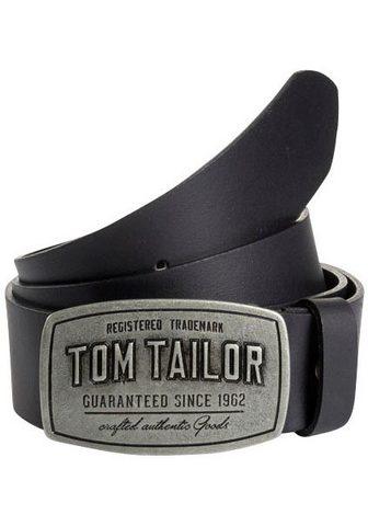 TOM TAILOR Diržas su Logoschnalle