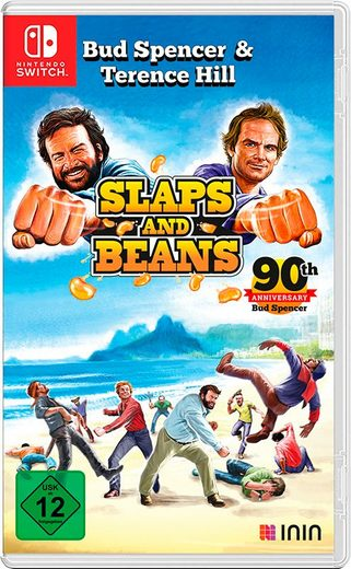 Bud Spencer & Terence Hill: Slaps and Beans Nintendo Switch