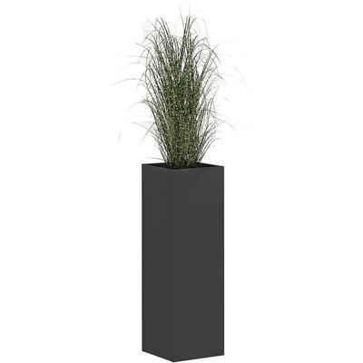 MÖBELPARTNER Pflanzkübel »1500 Büro«, Blumensäule inkl. Kunstpflanze Gras/ Gräser