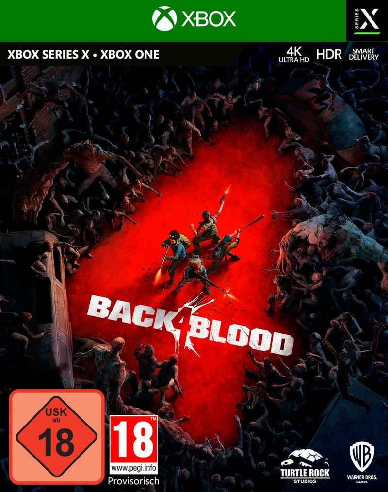 Back 4 Blood Xbox Series X, Xbox One