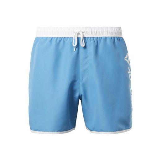 Reebok Badeshorts »Beachwear Retro Shorts«