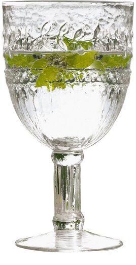 Rotweinglas (6-tlg), Receycling-Glas