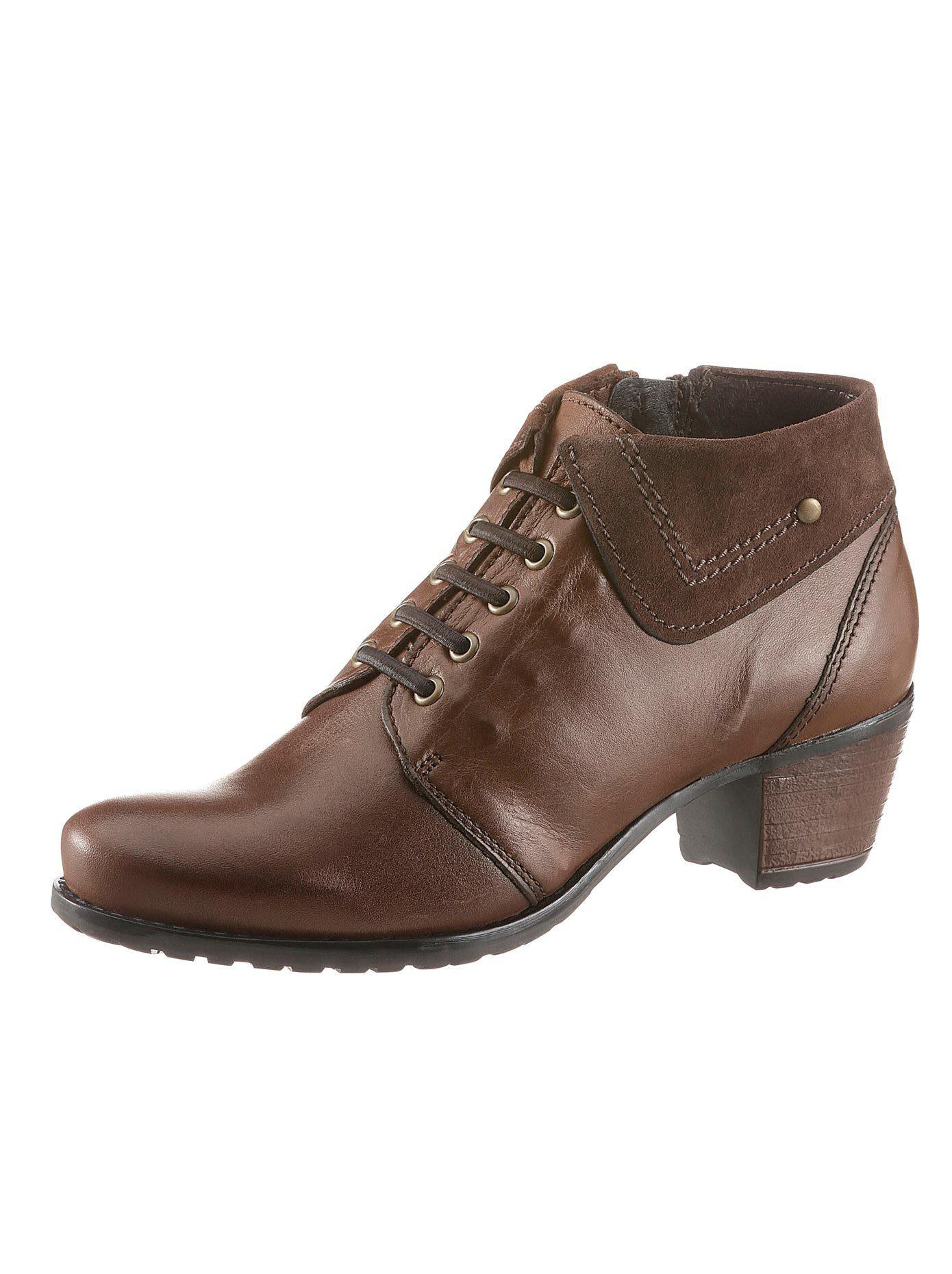 Corkies Stiefel aus Veloursleder