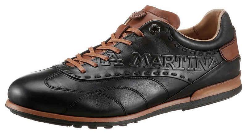 La Martina »PABLO« Sneaker in moderner Optik