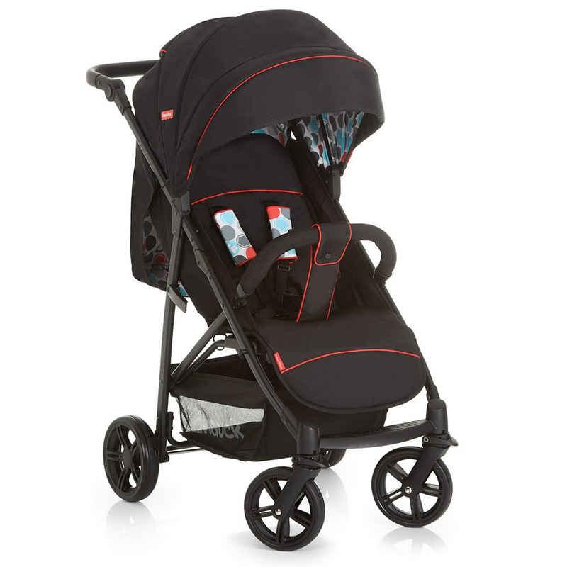 Fisher-Price® Kinder-Buggy »Toronto 4 - Black«, (1-tlg), mit Liegefunktion
