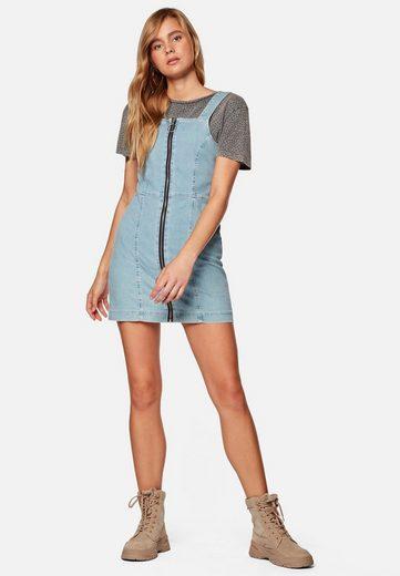 Mavi Jeanskleid »ZIP DETAIL DRESS« Denim Kleid