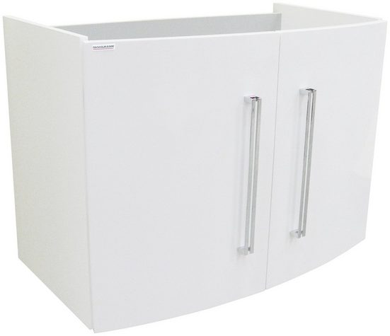 FACKELMANN Waschbeckenunterschrank »Lugano« Breite 80 cm